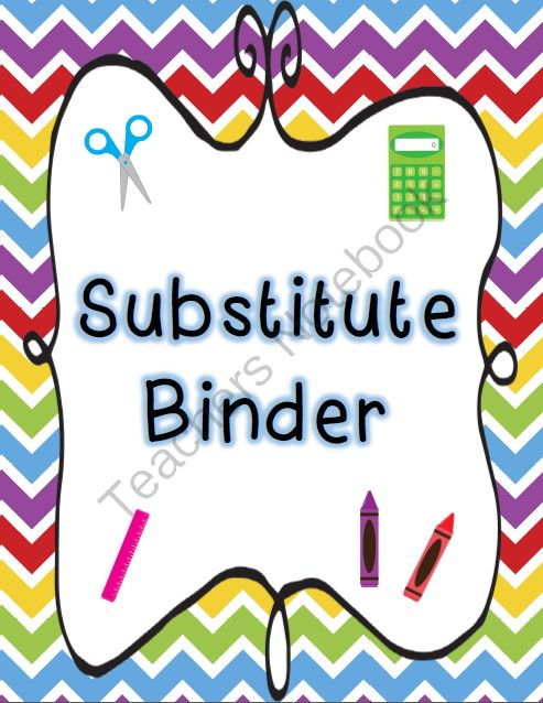 25+ best ideas about Substitute teacher forms on Pinterest ...