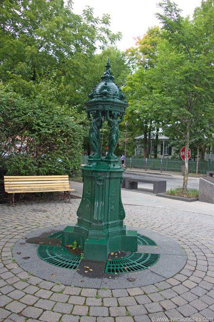 Wallace Fountain