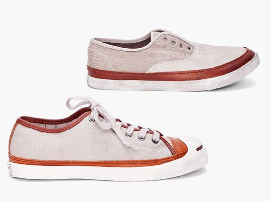 Varvatos and Converse is always one of my favorite brand collabs, and this is why.