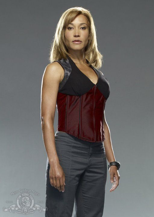 Still of Rachel Luttrell in Stargate: Atlantis (2004)