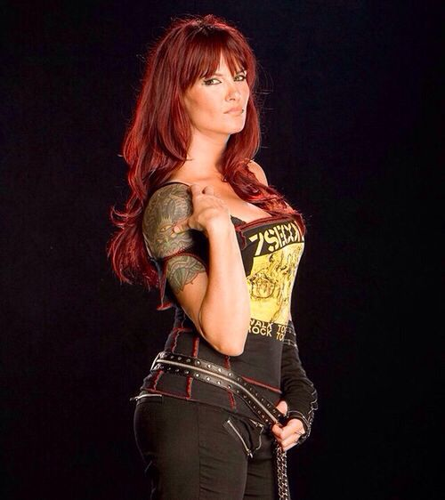 Wwe lita amy dumas can recommend