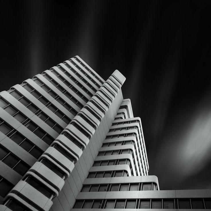 Concrete vs. Clouds - by Martin Schmidt