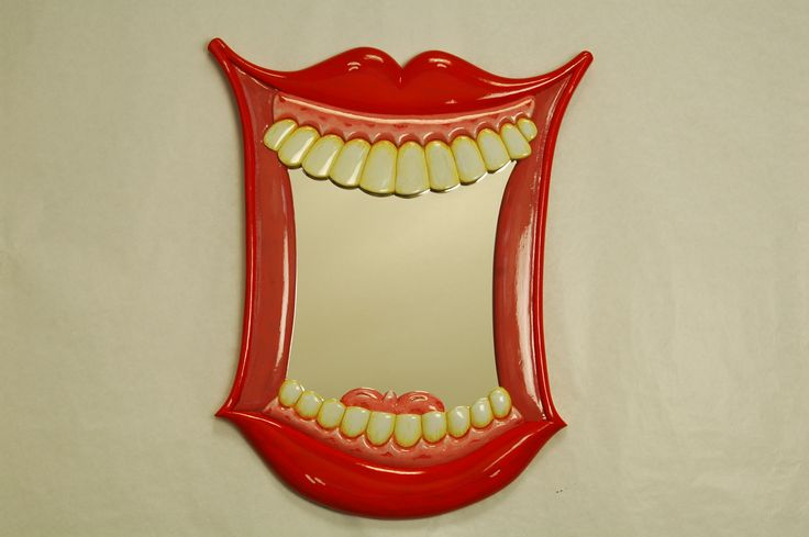 Smile - this is the Dentist Mirror from Marvellous Mirrors. :)