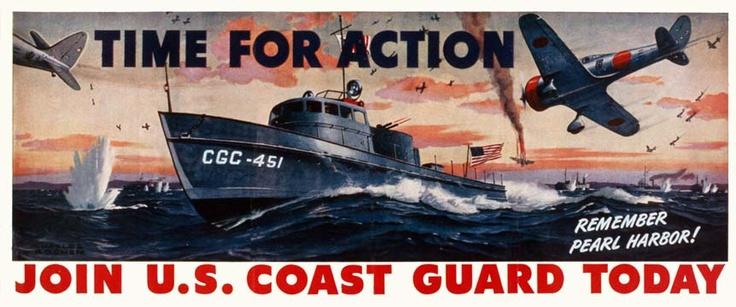WWII U.S Coast Guard