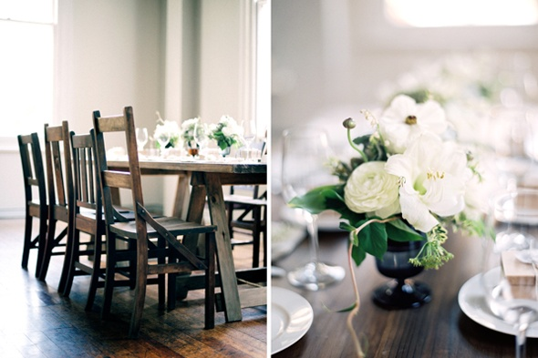 Byron Loves Fawn Photography, Flowers by Cotton Blossom, table and chairs from The One Day House