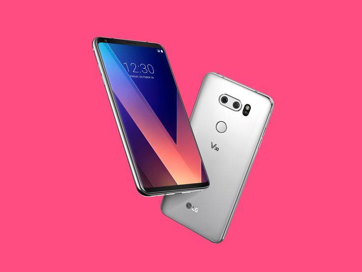 Znalezione obrazy dla zapytania LG V30