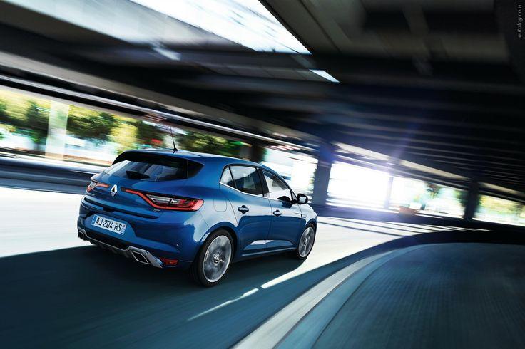2016 Renault Megane  #Renault #Segment_C #Renault_Megane #French_brands #2016MY #2015 #Serial #Renault_EDC