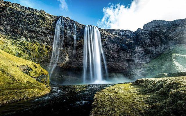 Reposting @world_travel_book77: Seljanlandsfoos waterfall ❤❤❤❤ #worldwildlife#wildlife#naturephotography#nature#bestpics#waterfalls#instagram#travelgram#naturelove#worldwide#worldtravelbook ❤❤❤❤
