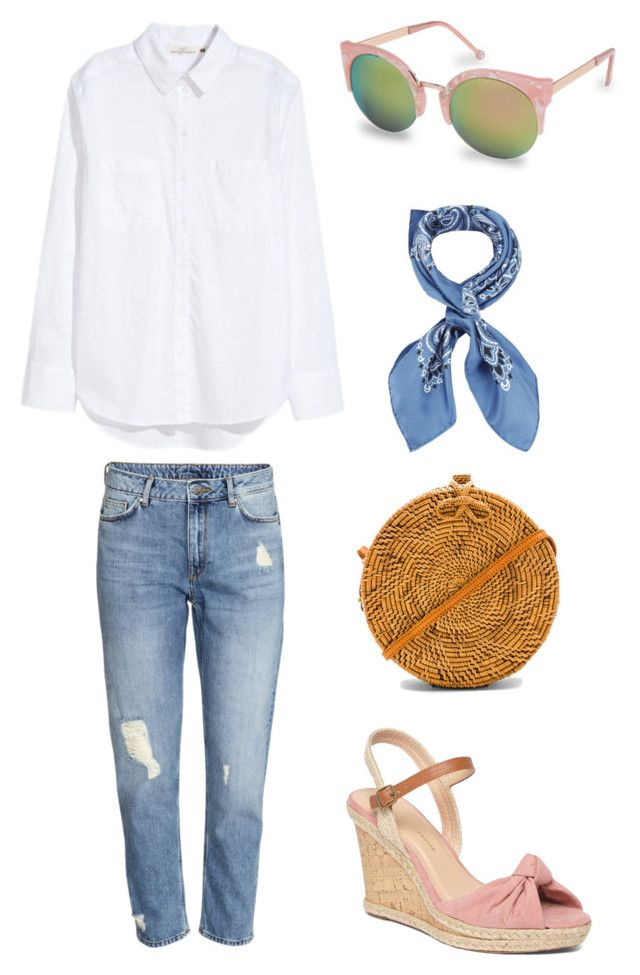 """""""Untitled #251"""" by stinasolheim on Polyvore featuring Dorothy Perkins, Manipuri and ellen & james"""