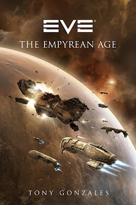 Eve - The Empryean Age by Tony Gonzales. I love Eve Online, so I naturally picked this one up.