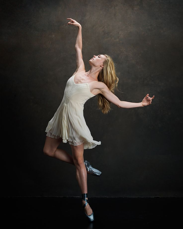 Sara Mearns, New York City Ballet - Photographer NYC Dance Project