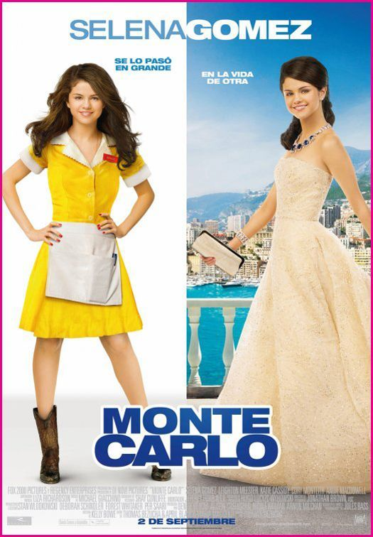"selena gomez monte carlo movie photos | Selena Gomez ""Monte Carlo"" International Movie Poster 