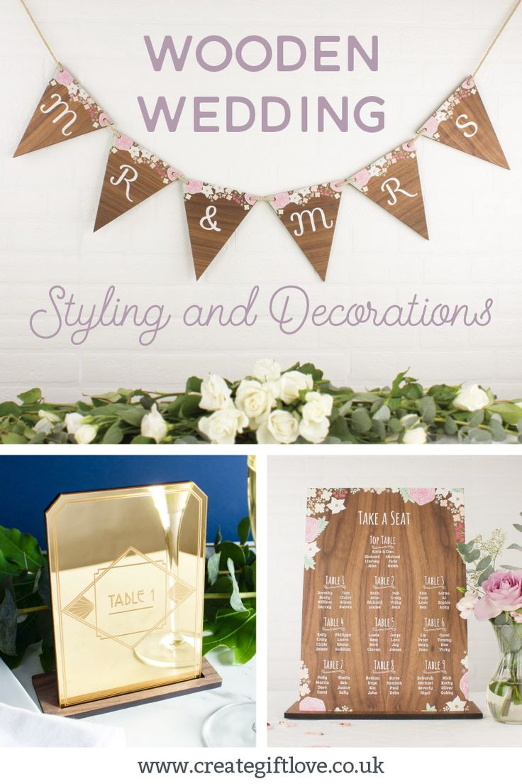 25 best Wooden Wedding Styling images on Pinterest | Bodas ...