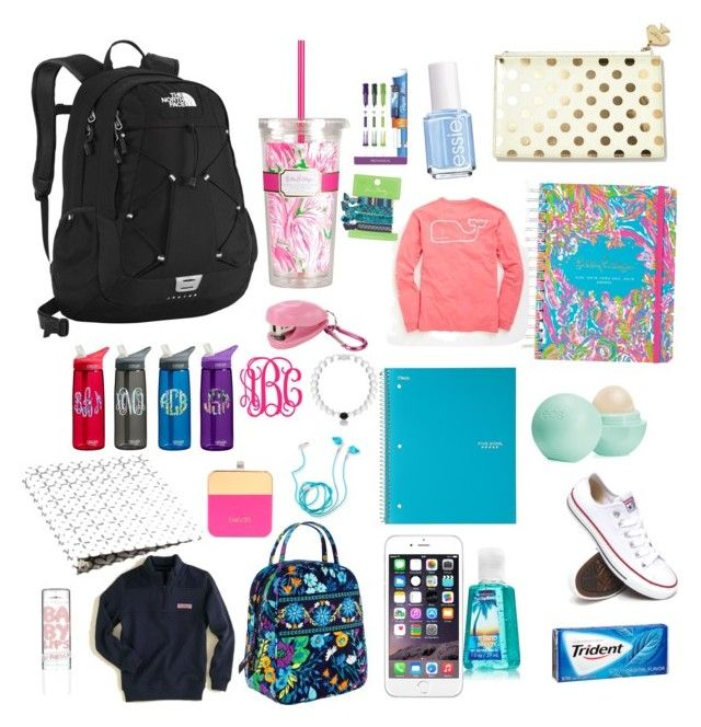 """Preppy School Essentials"" by brookegeorge8 on Polyvore"