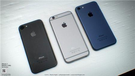 Sẽ đến 1 tháng nữa iPhone 7 sẽ xuất hiện tại thị trường. Vậy, về màu sắc cơ bản iPhone 7 sẽ có thêm những màu nào?