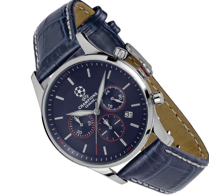 Знаете ли вы, что в декабре 2009 года, часовая компания Jacques Lemans подписала лицензию о сотрудничестве, в рамках которой бренду предоставлено право на выпуск эксклюзивной коллекция часов UEFA Champions League
