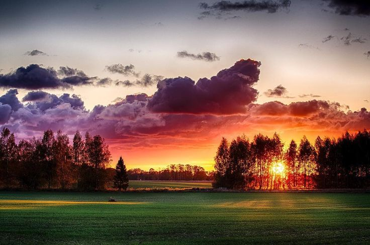 Sunset in Vadstena Sweden #nikonphotography #nikon_photography #östergötland #sweden #wu_sweden #vadstena #sunset #color #evening #nature #naturephotography