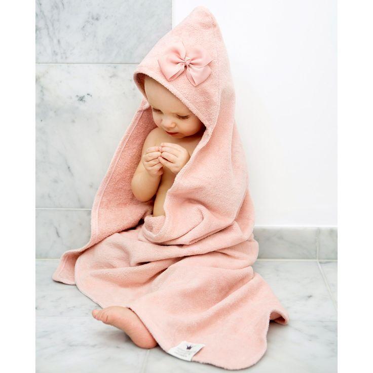 Cape de bain Petit Royal Pink : Elodie Details - Cape de bain - Berceau Magique