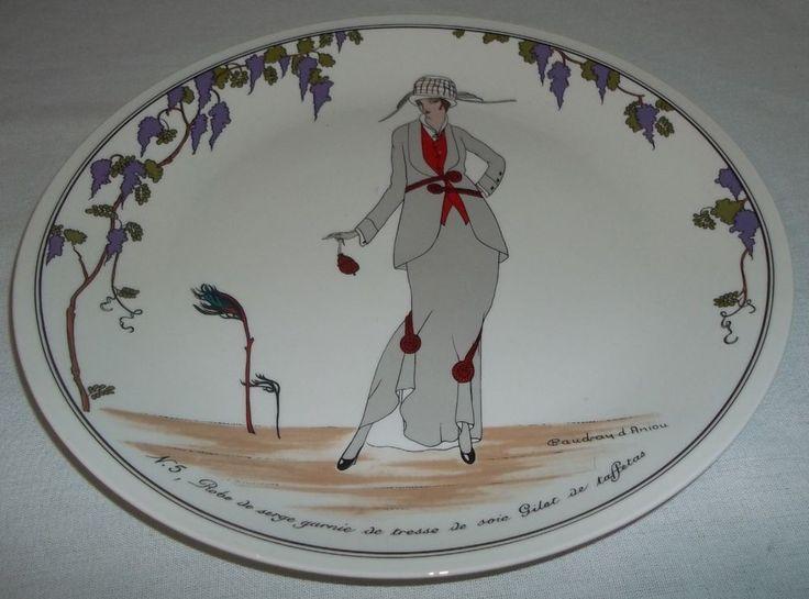 Villeroy & and Boch DESIGN 1900 dinner plate No.5 UNUSED BD727