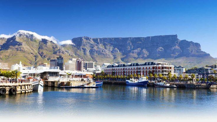 Blue Train - Pretoria to Cape Town Route