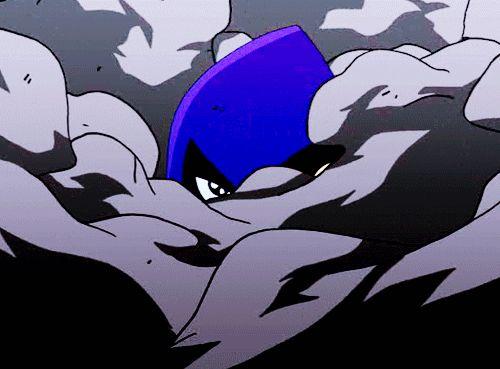 Raven. Pretty spot on description.