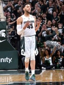 Windsor: Denzel Valentine's play for MSU is soaring above all