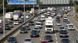 UK tops list of most traffic-congested EU cities