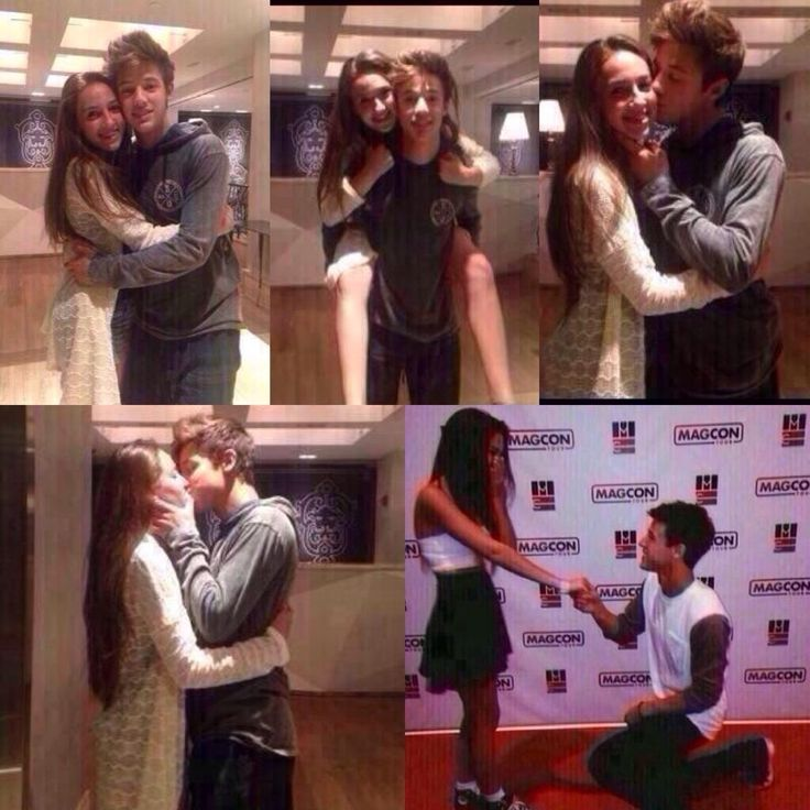 celebrity meet and greet poses magcon