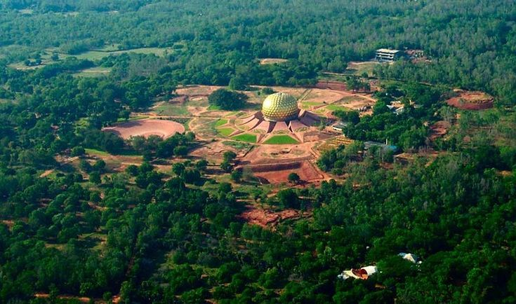 Auroville: An Utopian Community in India - @psyminds17