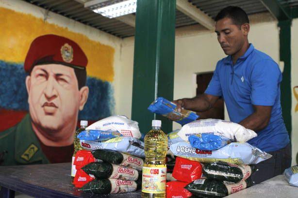 Decretan restricción de salida de alimentos producidos en Falcón - El Universal (Venezuela)
