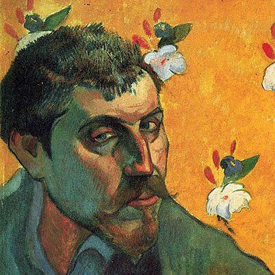 Paul Gauguin - Self Portrait