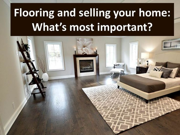 Flooring and Selling a Home: What Matters Most in #Realestate  http://theflooringgirl.com/blog/flooring-selling-home-whats-important.html