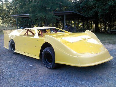 hobby dirt track car with brand new yellow body in florida cars for sale in oklahoma with three. Black Bedroom Furniture Sets. Home Design Ideas