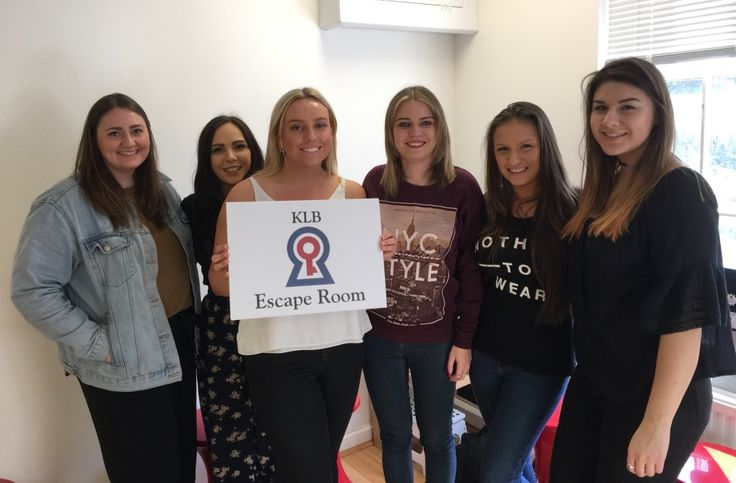 Team Ruby Escape The Room in 49 Minutes | KLB Escape Room