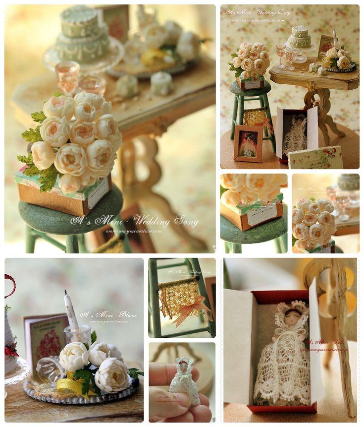 Dollhouse Miniatures Jensen: 10+ Images About Miniature Baby Acessories On Pinterest
