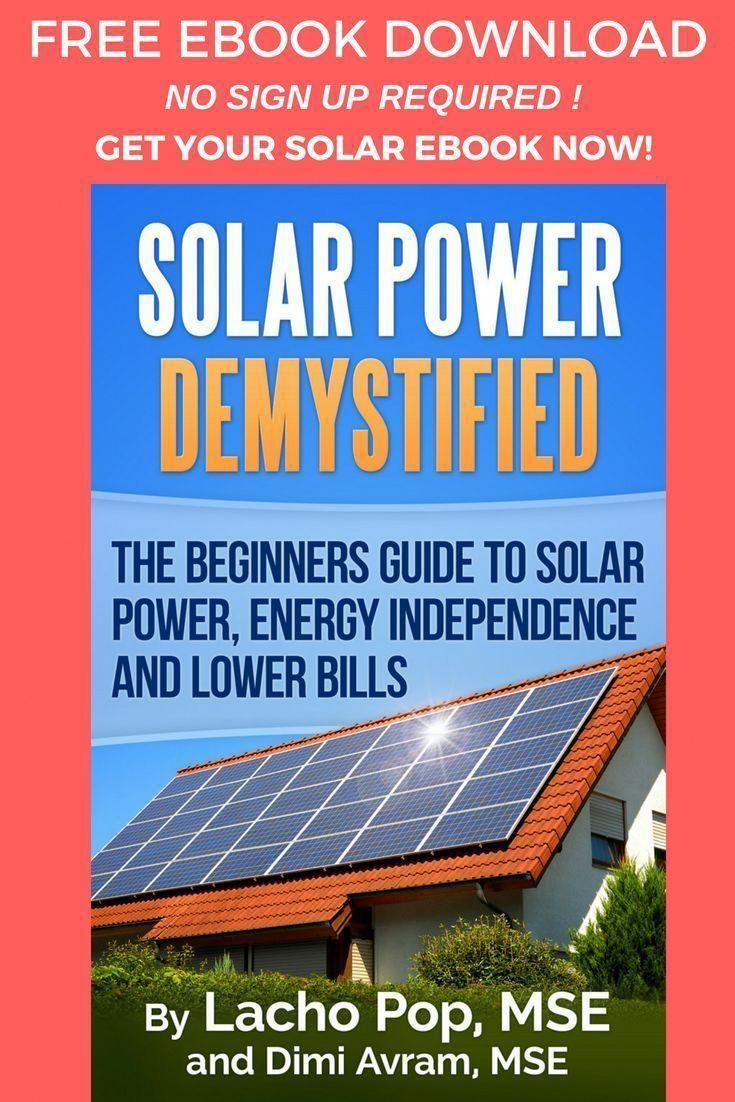 Pin On Solar Energy System