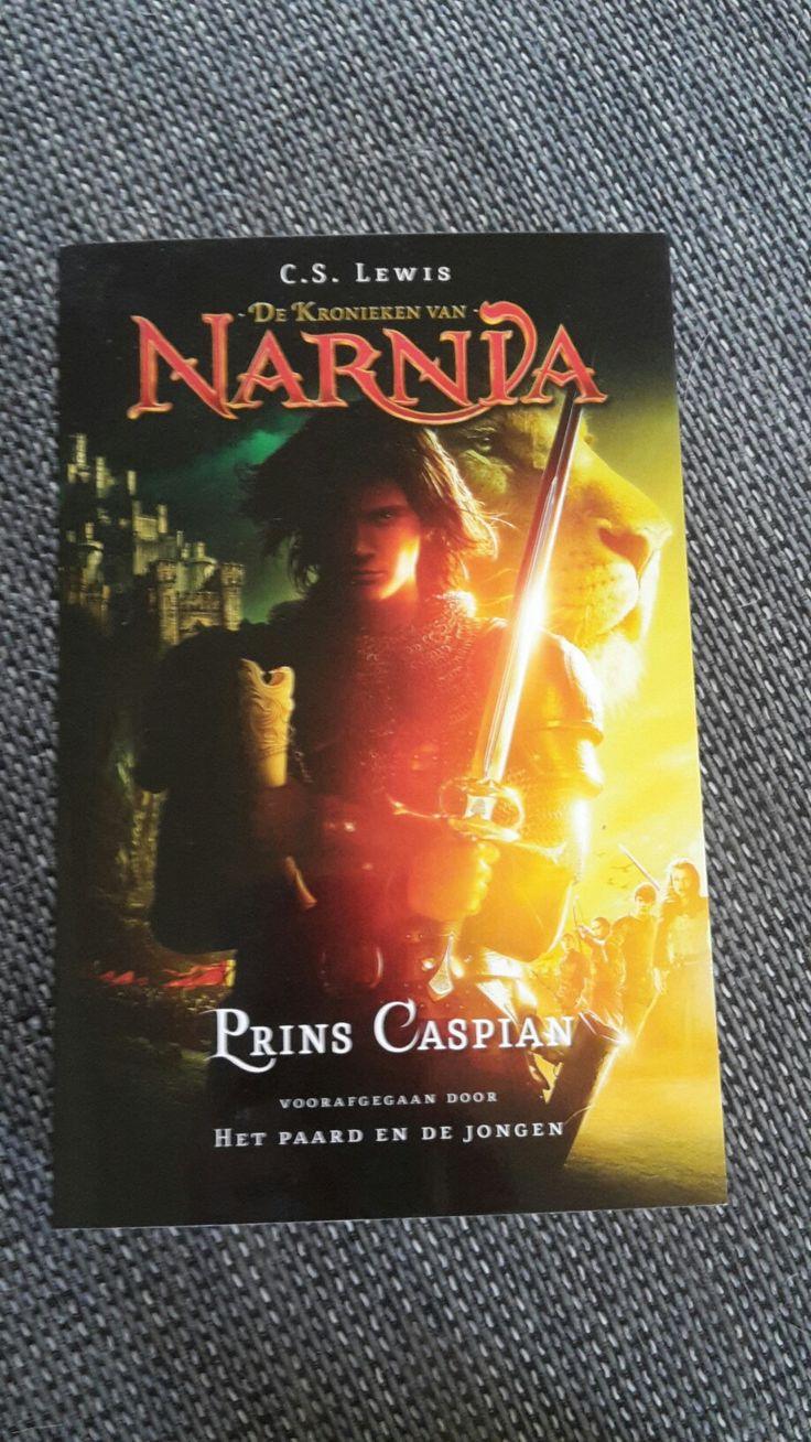de kronieken van Narnia  - c.s Lewis   dl 3: het paard en de jongen dl 4: prins Caspian