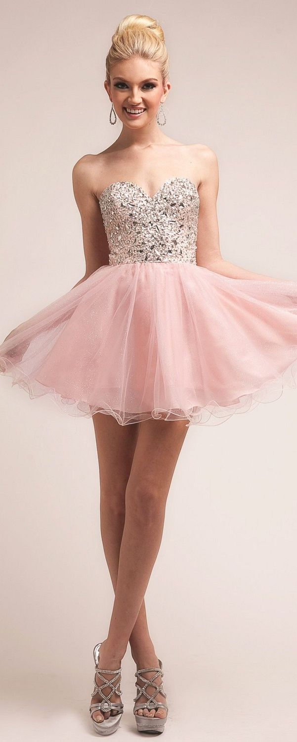 23 best Strapless Short Dress images on Pinterest | Short dresses ...