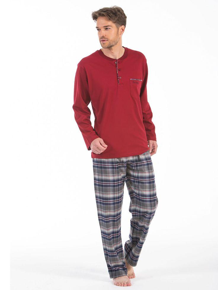 Pierre Cardin 5391 Erkek Pijama Takım | Mark-ha.com  #hediye #pierrecardin #erkekmodası #pijama #stylish #fashion #newseason #yenisezon #trend #moda