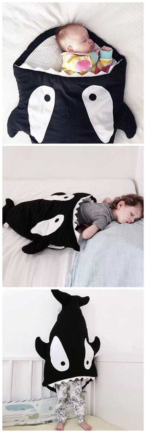 OMG .. Comfy & cUte! shark blanket ❤︎