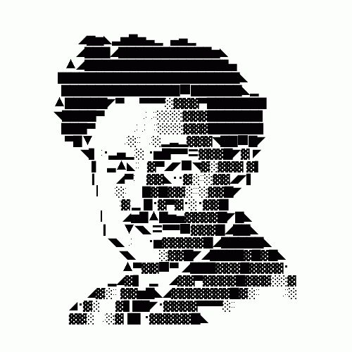 Hideyo Noguchi, shiftjis portrait of the Japanese bacteriologist who discovered the agent of syphilis as the cause of progressive paralytic disease in 1911