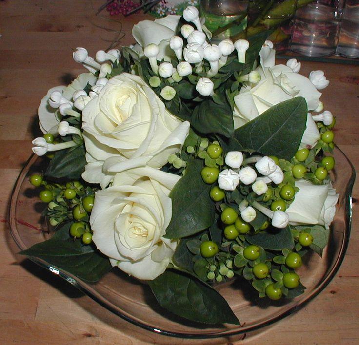 centrotavola alti fiori matrimonio - Cerca con Google