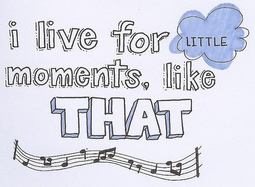 Brad paisley <3 Little Moments
