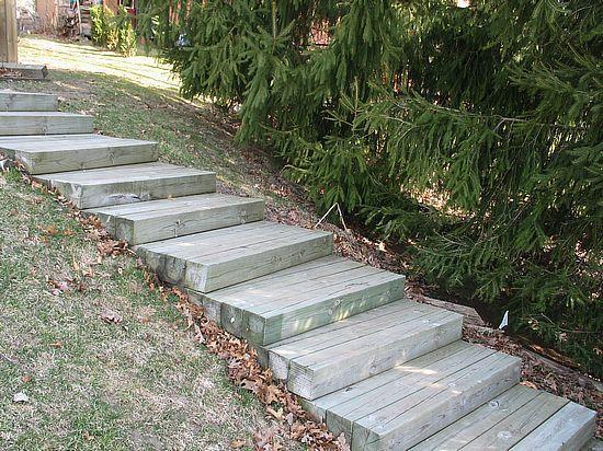 Superb Stone Steps In Southeast Michigan