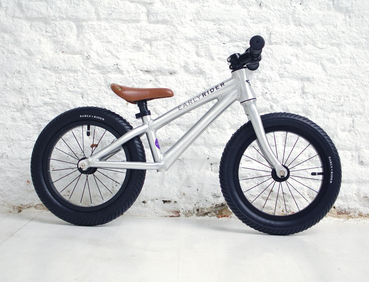 Earlyrider Alleyrunner, just 3kgs - for children 2 to 5 years old @SlowroomMadrid