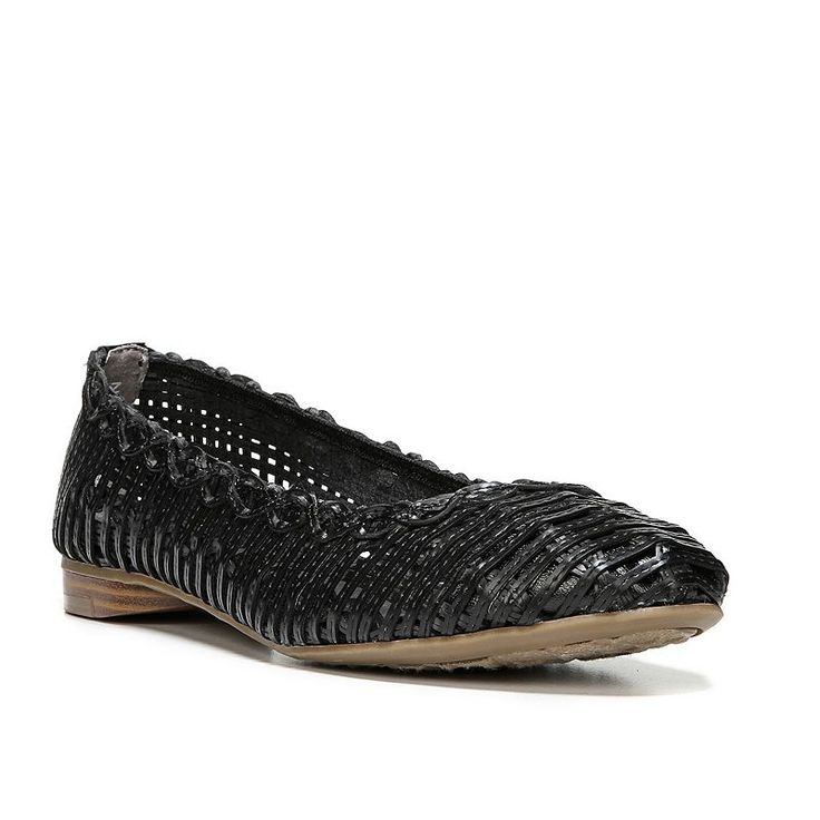 LifeStride Velocity Jessie Women's Ballet Flats, Black