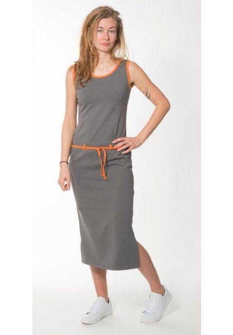 lange jurk sportief