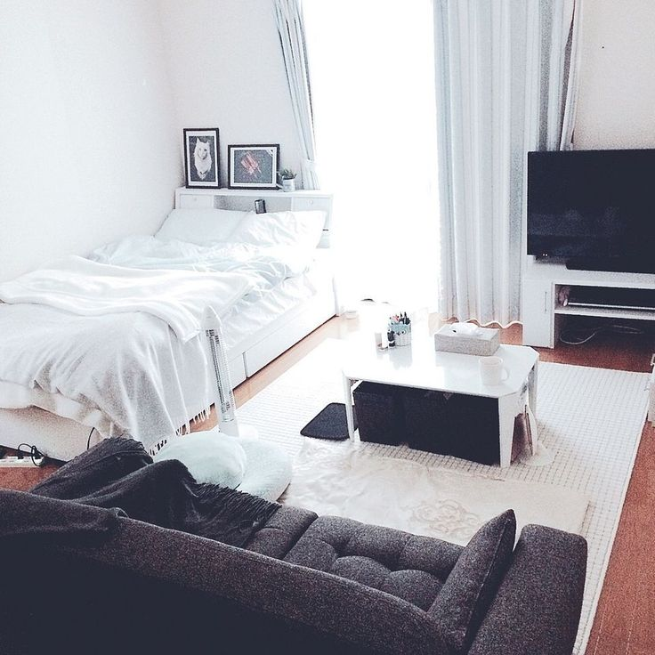 awesome tiny studio apartment layout inspirations 54 - Best Studio Apartment Design