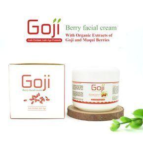 New Hyaluronic acid anti oxidant goji berry eye revitalizing cream face cream wolfberry medlar anti wrinkle best ageless cream