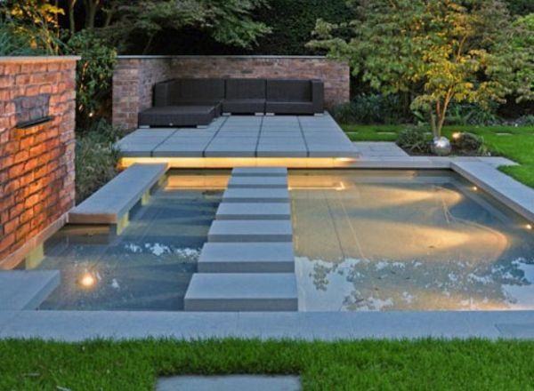 Luxus garten  107 best Garten images on Pinterest | Architecture, Back garden ...